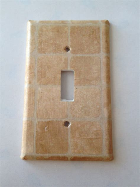 light switch covers italian tiles light switch covers home decor outlet