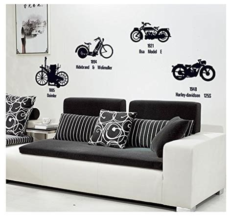 harley davidson wall decal compare price wall decals harley davidson on