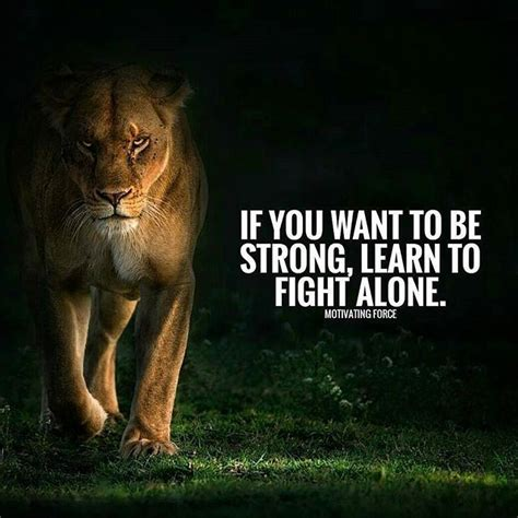 How To Fight if you want to be strong learn to fight alone pictures
