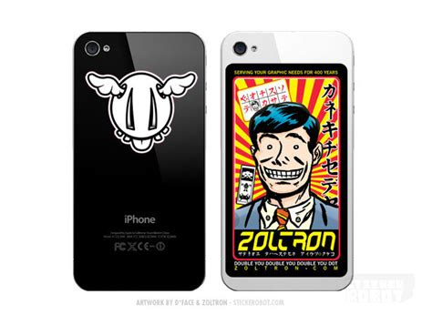 Cell Phone Stickers