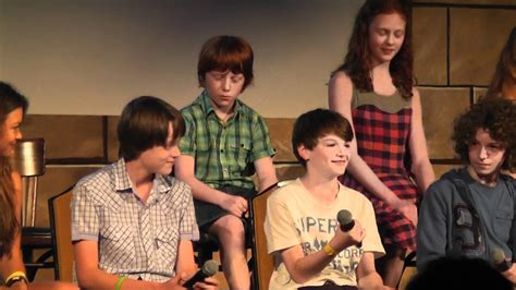 s day actors names new harry potter kid actors at leakycon2011