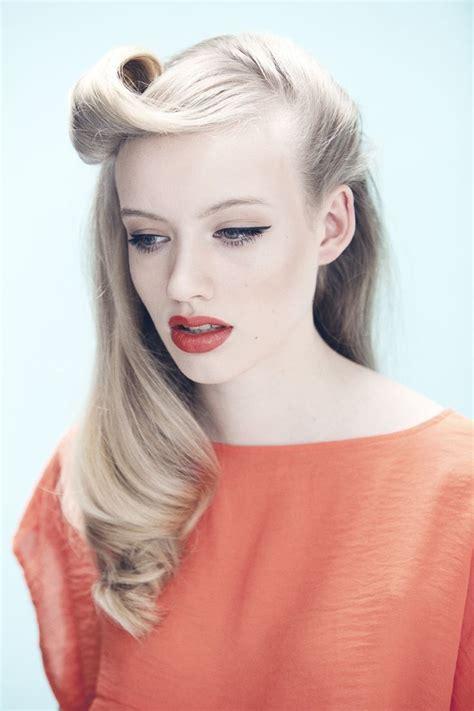 fashioned hair peinados de novias con ejemplos retro y vintage