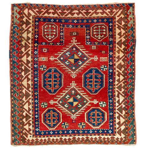 caucasian rugs for sale antique caucasian borchalo kazak rug for sale at 1stdibs