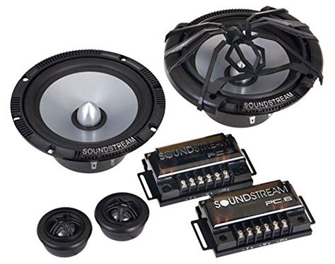 Pca Hds 6 5 Speaker 2 Way soundstream pc 6 6 5 120w 2 way picasso series car