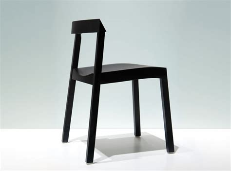 Stackable Chairs Wood by Wood And Rubber Stackable Chair By O4i
