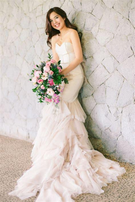 wedding 2014 pinoy actress photo 181 best celebrity weddings images on pinterest