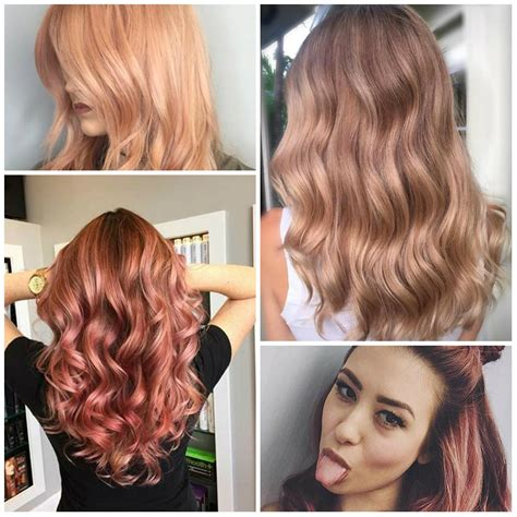 gold hair color trend gold hair colors for 2017 best hair color ideas