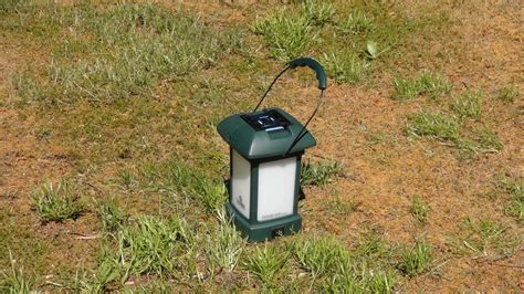 thermacell mosquito repellent lantern the outdoor adventure