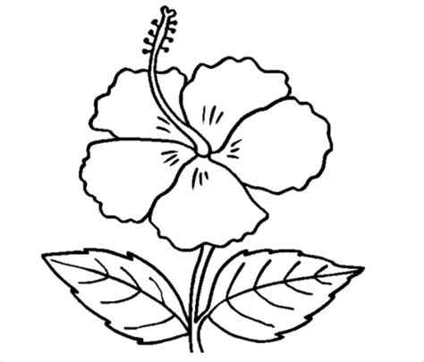 coloring page pdf download flower coloring pages 22 free psd ai vector eps
