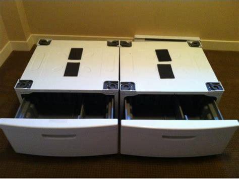 Samsung Pedestals For Washer And Dryer samsung washer and dryer pedestals esquimalt view royal