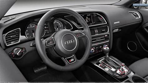 2012 audi s5 interior interior of 2012 audi s5 coupe wallpaper