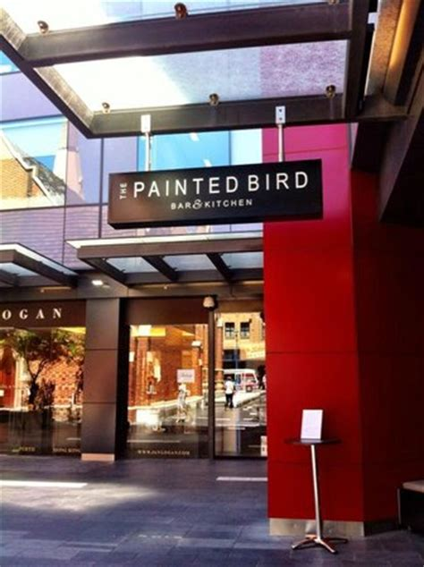 The Painted Bird Bar Kitchen by The Church In Wesley Quarter Picture Of The