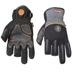 work gloves home depot klein tools journeyman pro framer work gloves 40035 the