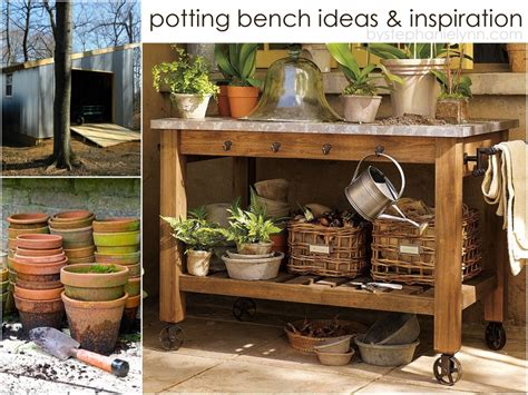inexpensive potting bench why potting benches should be on your gardening