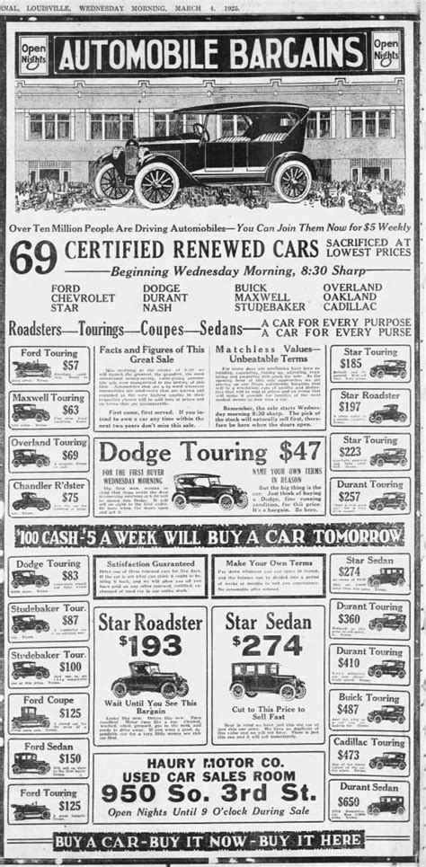 Clipping from The Courier-Journal   Old ads, Vintage