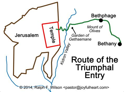 bethany jerusalem map 21 anointing at bethany and triumphal entry 11 55