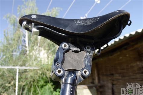 most comfortable suspension review cane creek thudbuster suspension seatpost cyclingabout