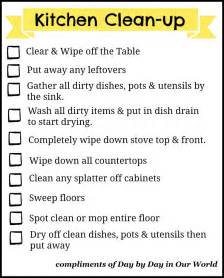 how to clean the kitchen don t let dishes get you down easier kitchen clean up
