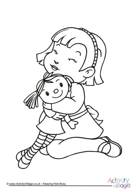 coloring pages baby sister sister colouring page 1