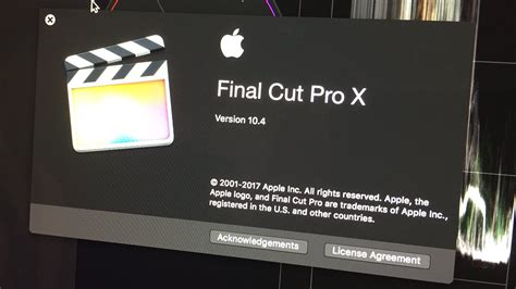 final cut pro ios final cut pro 10 4 announced and demoed with vr hdr