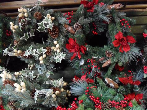 buy christmas decorations in leicester sapcote garden centre