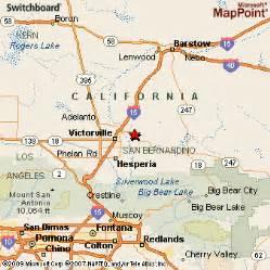 map of apple valley california apple valley california
