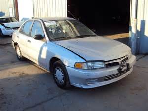 1998 Mitsubishi Mirage De 1998 Mitsubishi Mirage 4 Door Sedan De Model 1 5l At Fwd