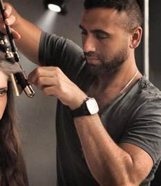 hair styliest tarek makki hair stylist hair salon in birmingham