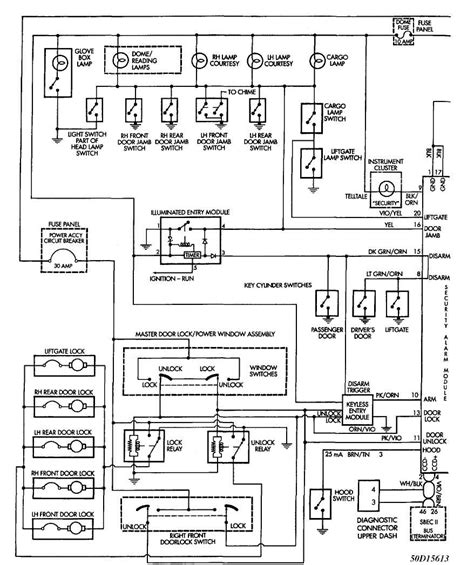jeep window switch wiring diagram 2000 jeep power