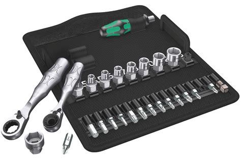 Socket Wrench Set 27 Pcs wera 135918 kraftform kompakt 27 zyklop mini 2 ratchet socket bit set primetools