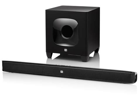 jbl cinema sb400 2 1ch bluetooth soundbar with