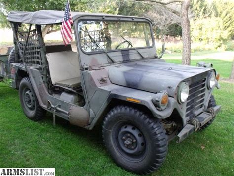m151 jeep for sale armslist for sale m151a2