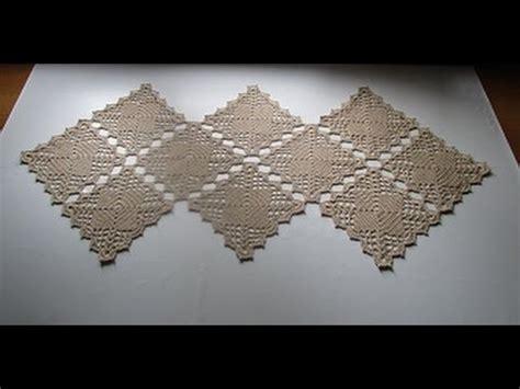 centro tavolo all uncinetto uncinetto crochet centro tavola centrino tutorial