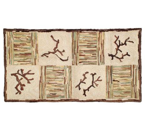 Rugs For Cottages by Twig And Panel Cottage Rug Farmhouse And Cottage