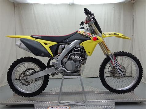 2012 Suzuki Rmz250 Buy 2012 Suzuki Rm Z250 Dirt Bike On 2040 Motos
