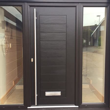 Modern Contemporary Composite Doors Ultimate Doors Composite Contemporary Front Doors