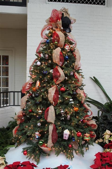 decoraciones para arboles de navidad de 150 fotos de decoraci 243 n de 193 rboles de navidad modernos