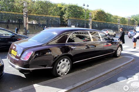 limousine bentley bentley mulsanne grand limousine 5 october 2016 autogespot
