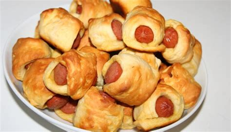 Pigs In A Blanket Easy by House Restaurant Celebrates National Pigs In A
