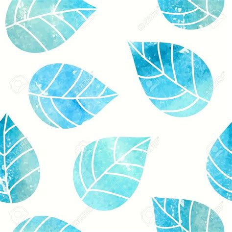 watercolor leaf pattern 20 best watercolor images on pinterest water colors