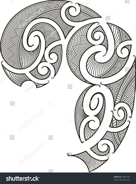 maori style tattoo design fit for a man s body shoulder