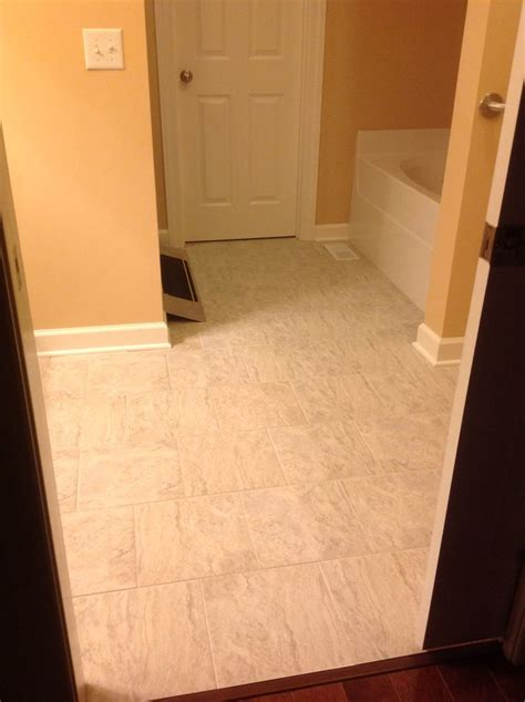 bathroom floors pinterest 12 x 12 tile floor bathroom tile pinterest
