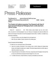 restaurant press release template restaurant press release template sle press release