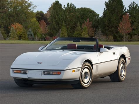 corvette supercar 1986 corvette convertible supercar supercars