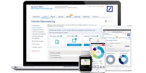 www deutche bank de konten im 220 berblick deutsche bank privatkunden