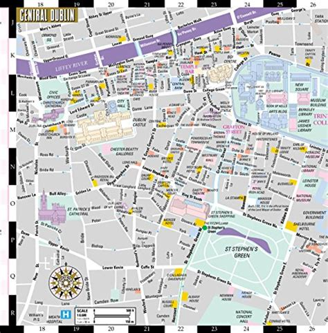 streetwise tokyo map laminated city center map of tokyo japan michelin streetwise maps books streetwise dublin map laminated city center map