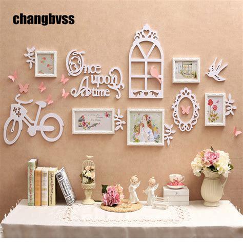 european home decor stores european garden style 5pcs set photo frame 3d wall