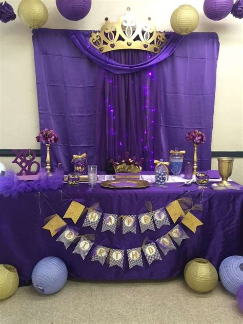 purple and gold decorations 25 best ideas about birthday on crown