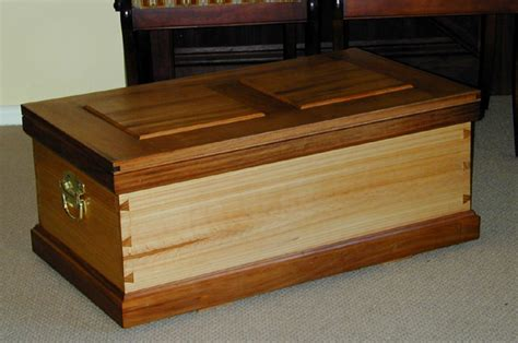 Shadow Box Coffee Table Plans by Woodwork Projects