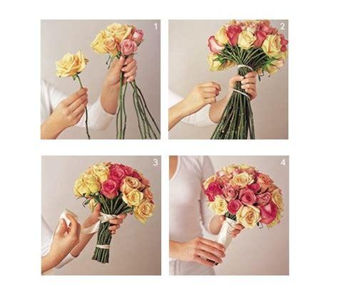 come fare un fiore di come fare un bouquet di nozze il foto tutorial sposalicious